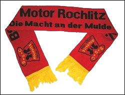 Fanschal BSC Motor Rochlitz